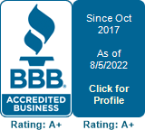 Otranto Real Estate Company is a BBB Accredited Real Estate Investor in Garner, NC